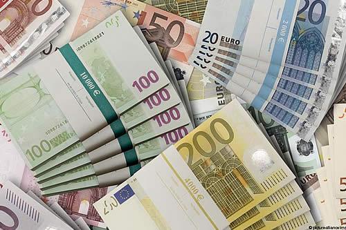 Alemania obtiene 11.000 millones de euros de superávit