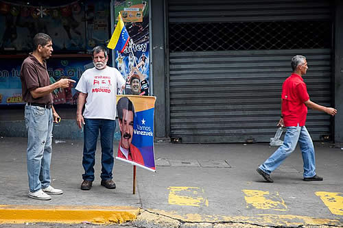 Más de 5.000 personas dejan Venezuela cada día con destino a países vecinos