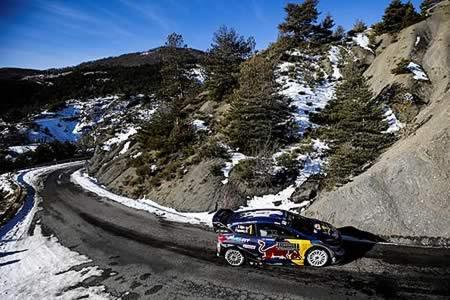 Ogier triunfa en Montecarlo por cuarta vez