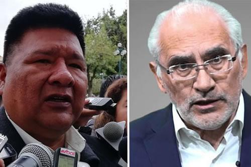 Diputado del MAS pide proceso penal a Carlos Mesa por difamación