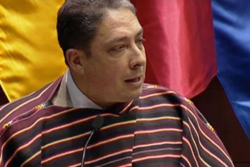 Arce dice a CIDH que Evo Morales es el mejor presidente que Bolivia pudo tener