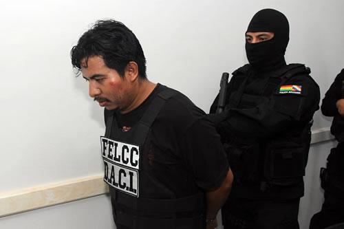Alistan traslado a Brasil de asesino confeso de una familia boliviana en ese país
