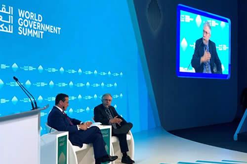 La cumbre de Dubái aboga por la colaboración entre sectores público y privado