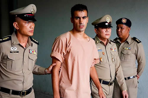 El futbolista y refugiado Hakeem al Araibi, puesto en libertad en Tailandia