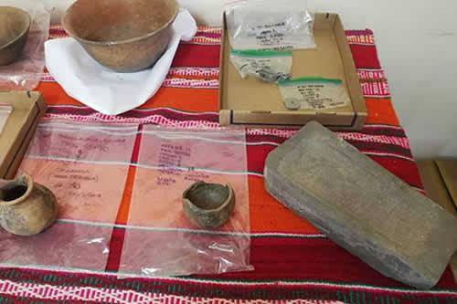 ABC halla restos arqueológicos prehispánicos entre Anzaldo y Tarata