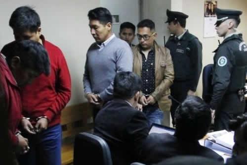 Barral revela que el gobierno aún no pago honorarios a abogados que defendieron a los nueve bolivianos detenidos en Chile