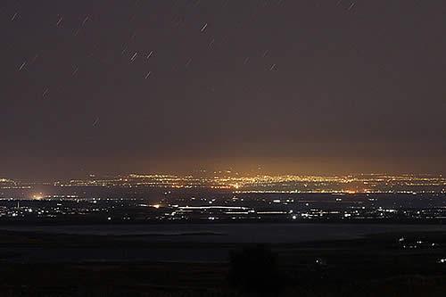 Siria intercepta un ataque aéreo de Israel en el suroeste del país