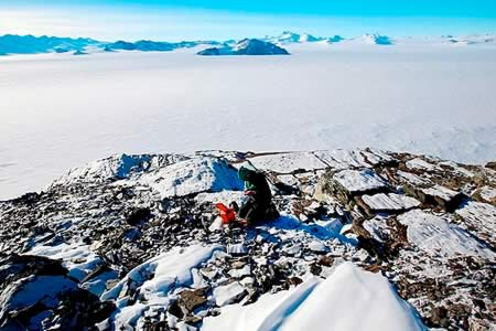 """Antártida, un lienzo en blanco para estudiar la """"élite"""" de los contaminantes"""