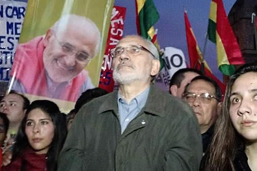 """Morales debe entender que """"no quiere decir no"""": Mesa"""