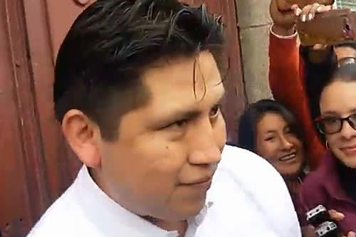 """""""¡Libre!"""": Jhiery sale de la cárcel tras 1.395 días"""