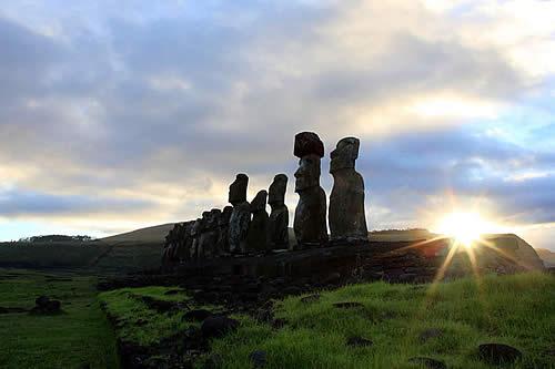 Revelan uno de los misterios de los antiguos habitantes de la Isla de Pascua