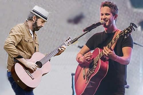 Los cantantes Juan Luis Guerra y Vicente García se unen en nuevo sencillo