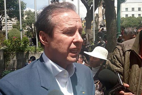 Tuto pide a Brasil que active consulta sobre reelección