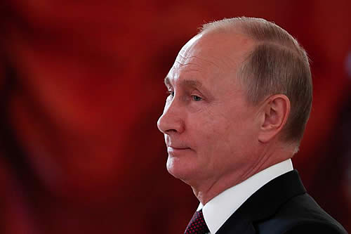 Putin recibe las cartas credenciales de tres embajadores latinoamericanos