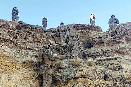 Militares salen a resguardar servicios públicos ante ola de vandalismo