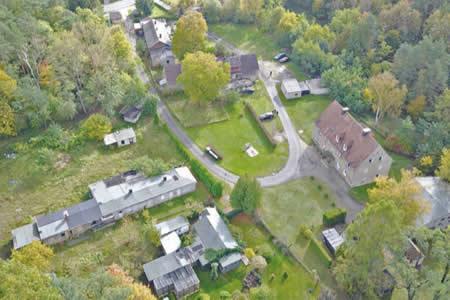 Subastada una pequeña aldea alemana por 164.000 dólares