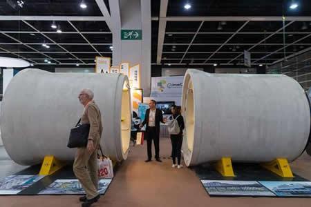 """""""Casas-tubería"""", la alternativa a los altos precios del suelo en Hong Kong"""