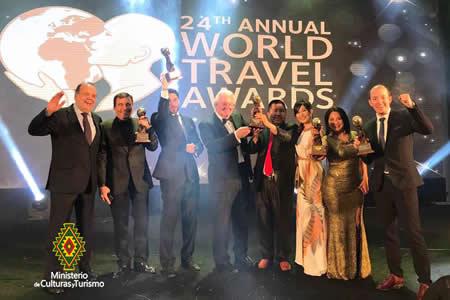 Gobierno agradece a Word Travel Awards por elegir a Bolivia 'Mejor Destino Cultural del Mundo'