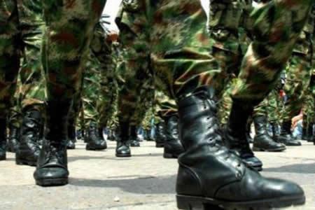 Capturan a falso militar acusado de estafar a verdaderos efectivos de FFAA