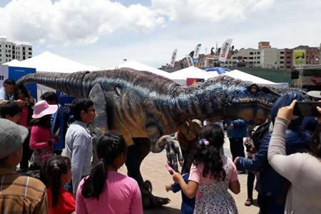 Alanoca: I Feria Nacional de Turismo permitió mostrar mejores ofertas y emprendimientos comunitarios del país