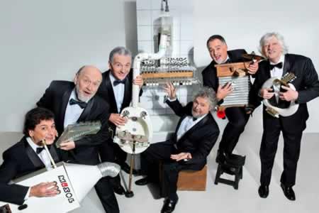 """Les Luthiers presentará su espectáculo """"¡Chist!"""" en Medellín el 31 de agosto"""