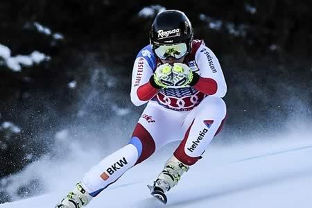 Lara Gut repite triunfo en el supergigante de Garmisch Partenkirchen