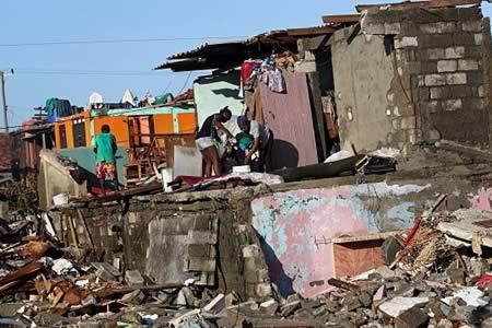 Cuba recupera el 70 % de viviendas dañadas por huracán Matthew en Guantánamo