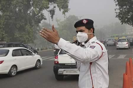 Casi 81.000 muertes prematuras en 30 años por contaminación en Delhi y Bombay