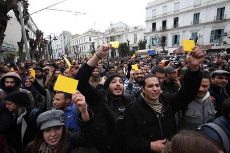 Las protestas continúan entre denuncias de intimidación y acoso policial
