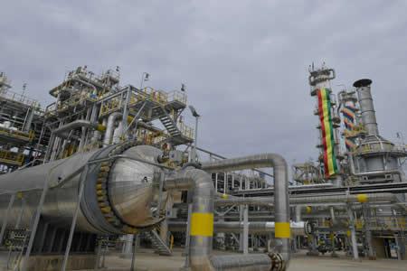 Sánchez: Planta de Amoniaco y Urea normaliza producción al 100%