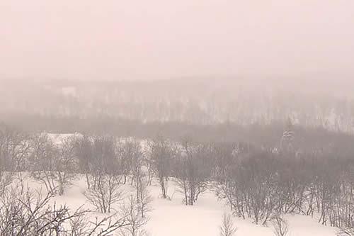 'Primer amanecer' tras 40 noches en la mayor ciudad del Círculo Polar Ártico