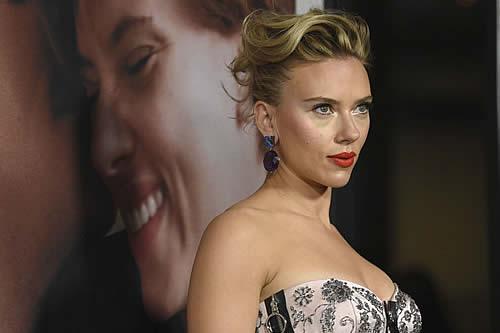 Scarlett Johansson podría hacer historia en los Óscar