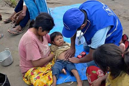 Rocabado: Más de 100 médicos están movilizados ante el impacto de lluvias e inundaciones