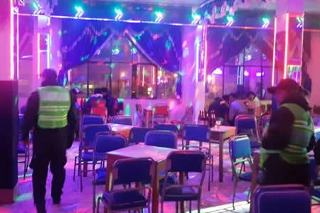 Operativos logran la clausura de 15 locales en El Alto