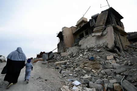 Irak cifra en 88.200 millones de dólares el coste de la reconstrucción