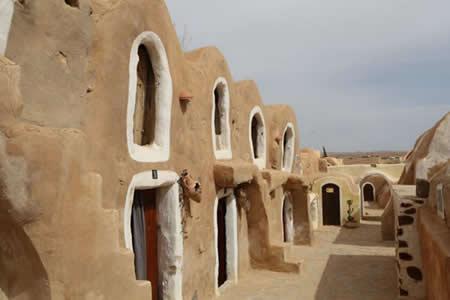 """""""Los últimos Jedi"""", una """"nueva esperanza"""" para el turismo en el sur de Túnez"""