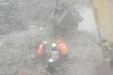 Hallan cadáver de la quinta víctima de la riada en Tiquipaya