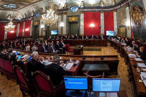 Las críticas de las defensas al proceso centran el juicio a independentistas