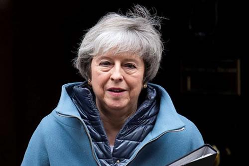 May, decidida a persuadir a la UE y conseguir el respaldo parlamentario