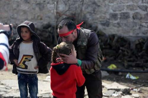 Niños sirios, expuestos a muerte y discapacidad 7 años tras comienzo guerra