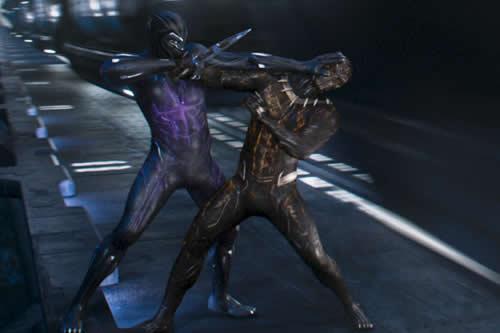 """Black Panther"""" supera los 1.000 millones de dólares de recaudación mundial"""