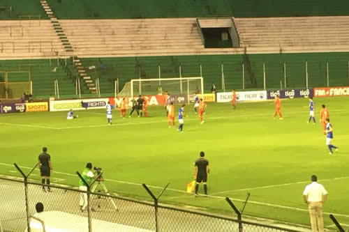 Guabirá deja escapar el triunfo ante Sport Boys