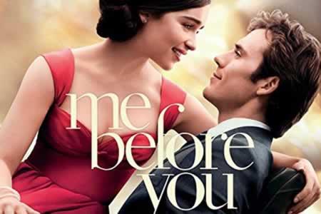 """Emilia Clarke, """"liberada"""" de """"Game of Thrones"""" en la película """"Me Before You"""""""