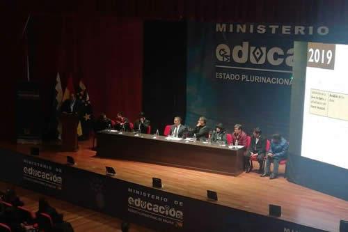 Inauguran primera conferencia internacional sobre evaluación de la calidad de la educación en el país