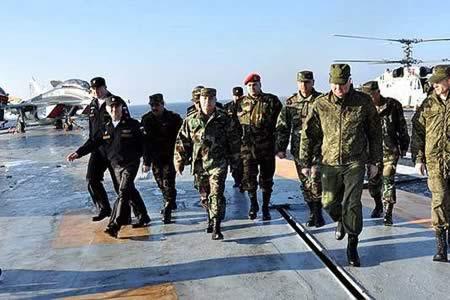 Siria cede a Rusia el puerto de Tartus como base naval por 49 años