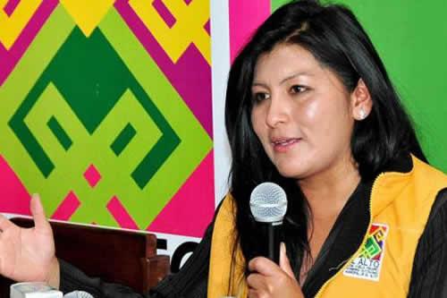 Doria Medina: Está en marcha golpe contra la alcaldesa Chapetón