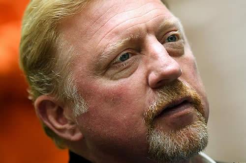 Subastan bienes de Boris Becker por quiebra económica