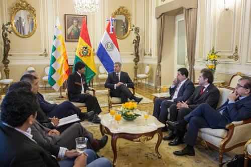 Morales asistirá a posesión de Abdo Benítez y reitera esfuerzos para consolidar integración