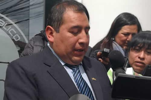 """Opositores formalizan denuncia contra ministros, fiscales y exfuncionarios por la """"pésima defensa"""" en caso Quiborax"""