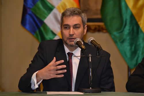 Legisladores saludan visita del presidente electo de Paraguay para fortalecer lazos con Bolivia